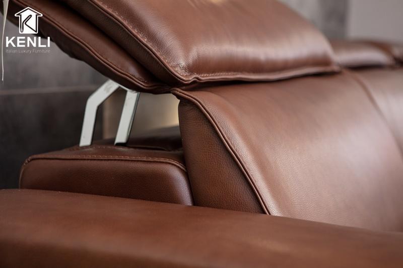 Sofa da thật M&D EE87