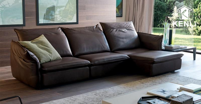 Ghế sofa sang trọng cho phòng khách hiện đại