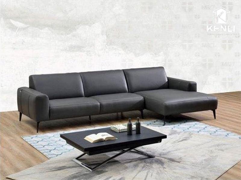 Sofa da thật từ thương hiệu M&D