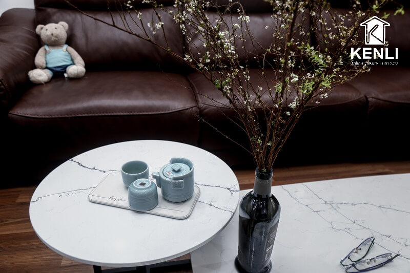 Ghế sofa EE27 tại nhà khách hàng