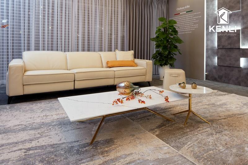 Ý tưởng biến Sofa phòng khách thành tâm điểm của căn hộ