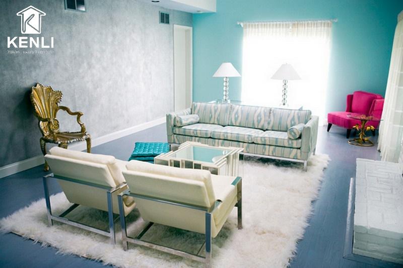 Ý tưởng trang trí phòng khách đẹp 2