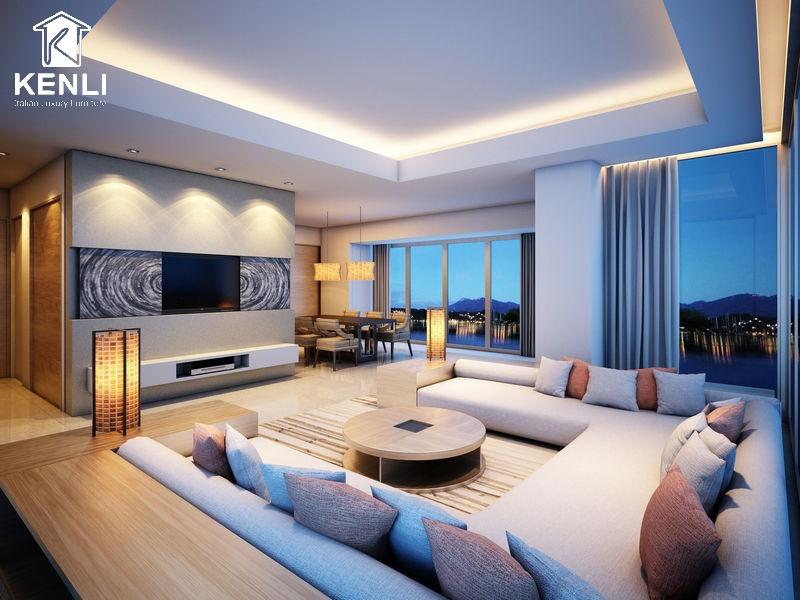 Ý tưởng phòng khách đẹp 8