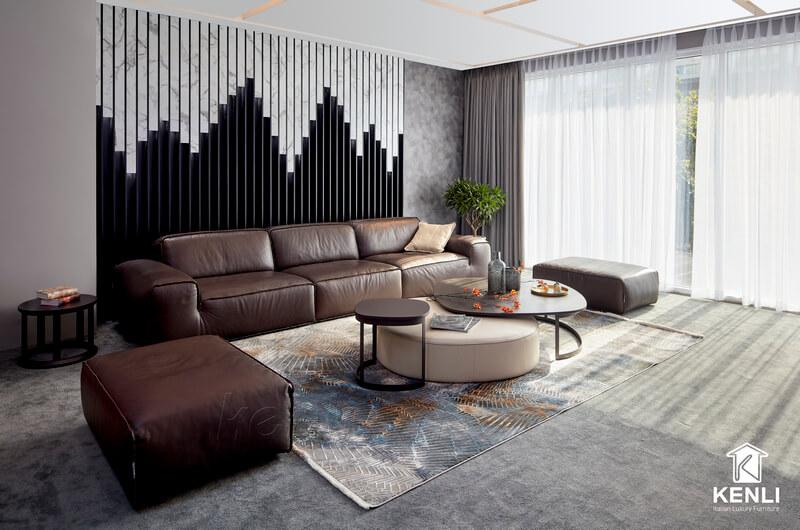 Ghế sofa nhập khẩu Italia cao cấp