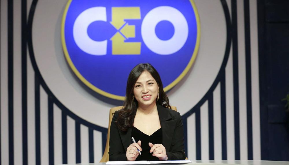 """CEO Helen Lan tham dự chương trình """"CEO Chìa khóa thành công"""""""