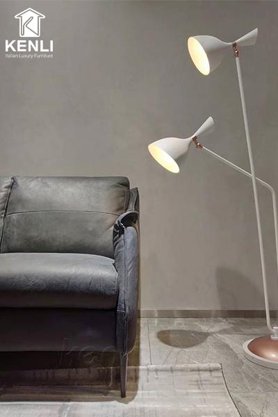 Sofa da thật F010 full bộ5