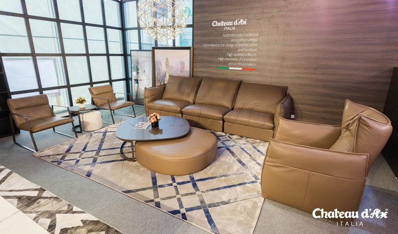 Softy - Sofa đẹp từ Chateau d'Ax