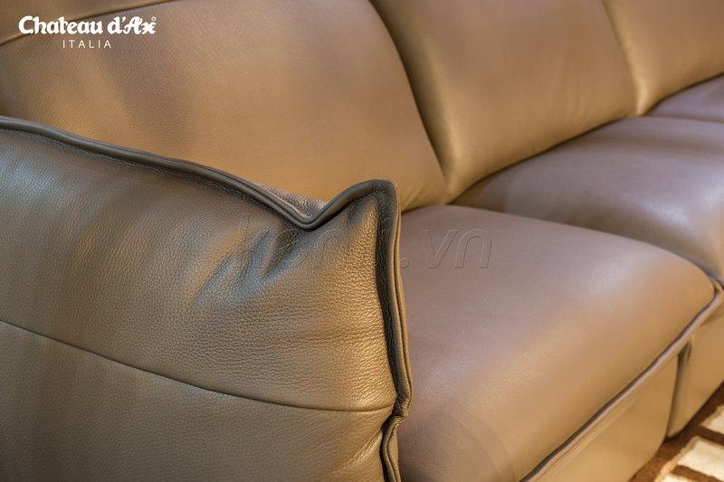 Sofa da thật cao cấp