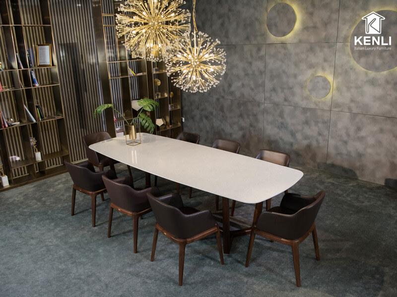 Bộ bàn ăn 6 ghế Concorde