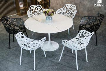 5 lý do nên mua bàn ghế ăn Kenli cho phòng bếp nhà bạn
