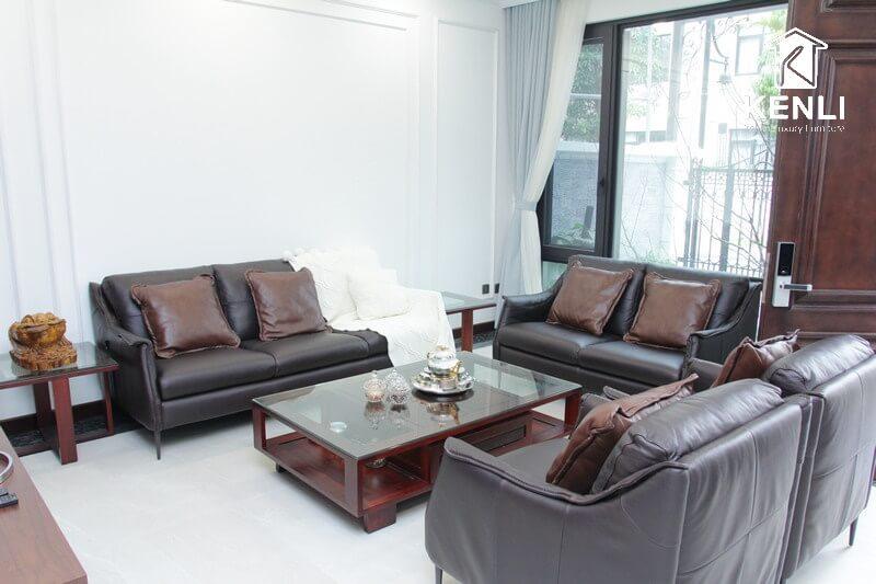 Phòng khách Bespoke trong thiết kế nội thất