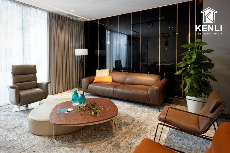 Ý tưởng thiết kế nội thất phòng khách đẹp mê ly