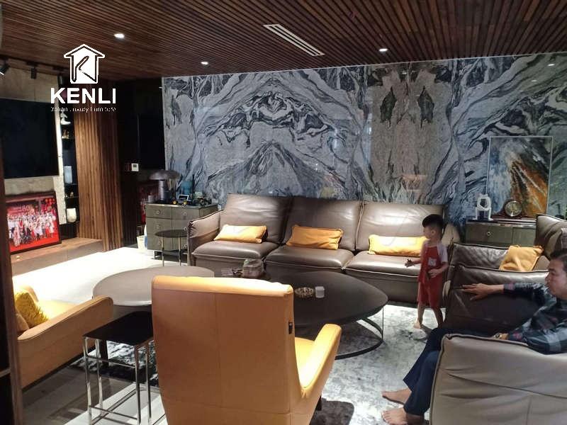 Sofa Softy tại nhà khách ở Phú Quốc