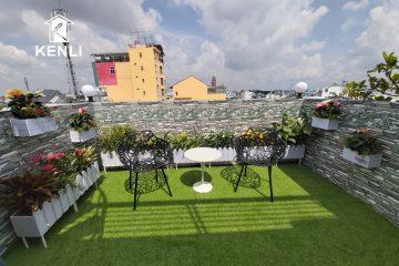 20 ý tưởng trang trí ban công, sân vườn tuyệt đẹp