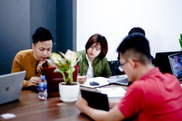 Nội thất Kenli tổ chức đào tạo nội bộ nhân sự mới