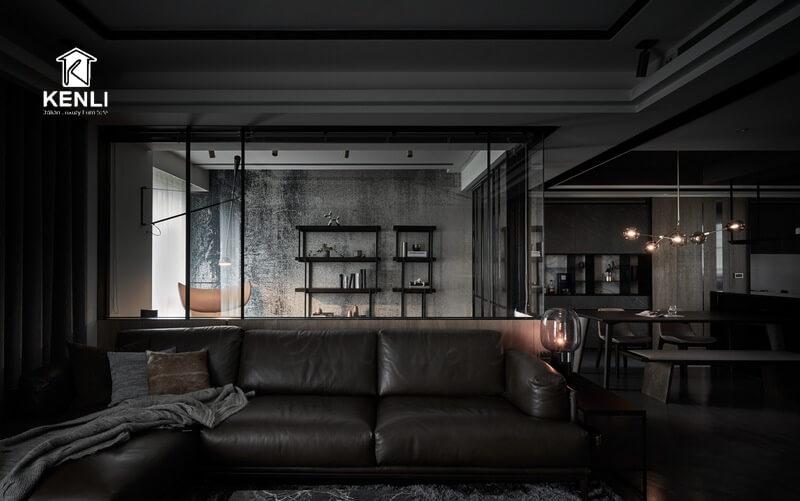 Sofa Edo trong không gian thực tế
