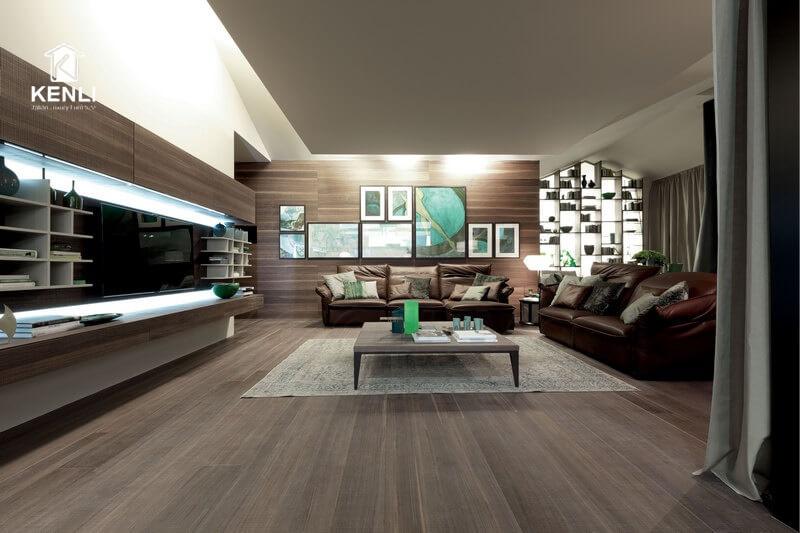Thiết kế nội thất phong cách Ý hiện đại