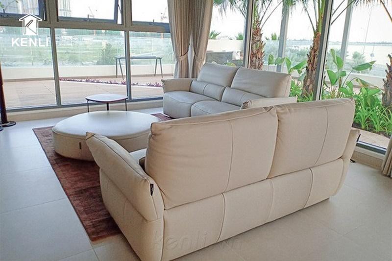 Sofa phòng khách biệt thự