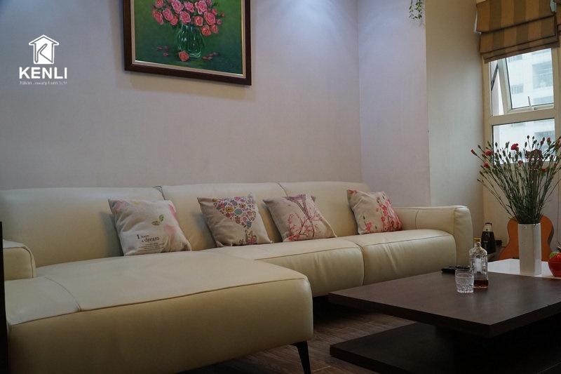Sofa Sissy E119 tại nhà khách