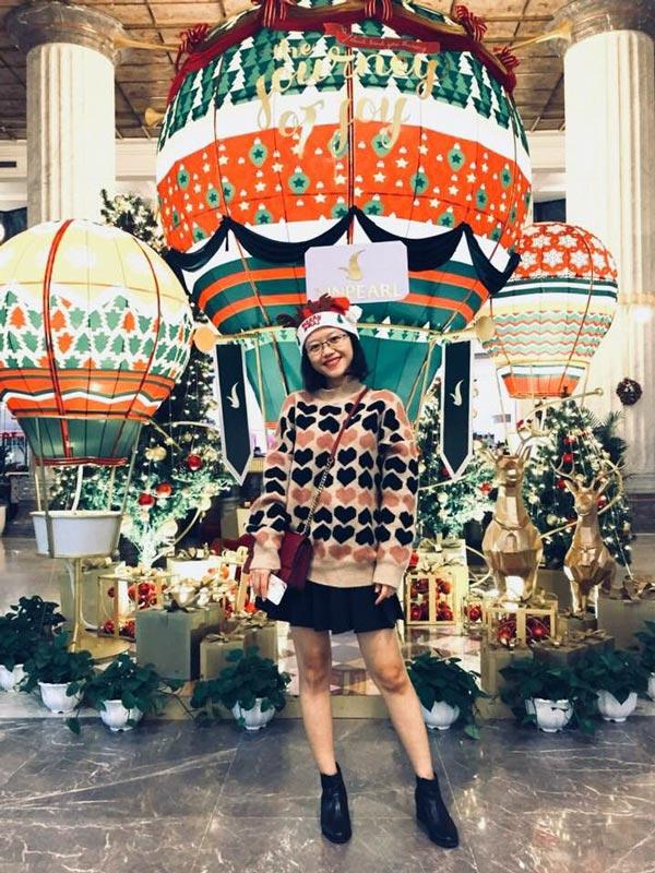 Chị Đào Việt Thư - Nhân viên có tiến bộ vượt bậc tại đại lý Quảng Ninh