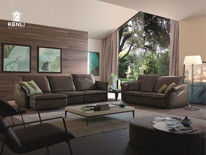 Ghế sofa Softy từ thương hiệu Chateau d'Ax