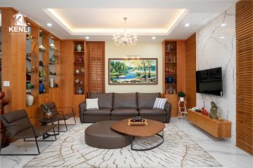 Thiết kế nội thất biệt thự hiện đại cần lưu ý điều gì?