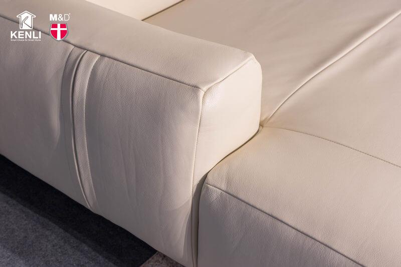 Sofa da thật Sissy E119