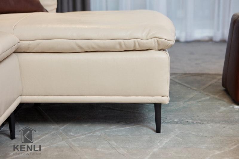 Sofa da thật Serena từ M&D