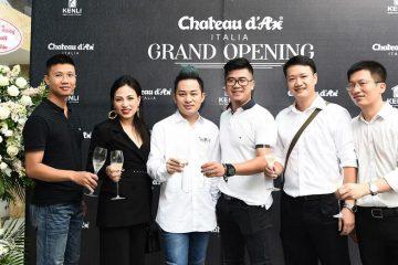 Kỉ niệm 1 năm khai trương Showroom Chateau d'Ax