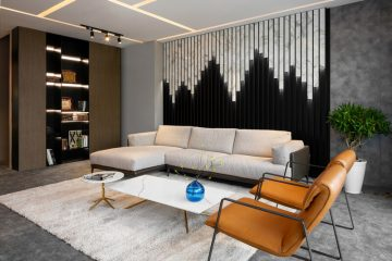 Tư vấn kích thước sofa chuẩn cho phòng khách chung cư