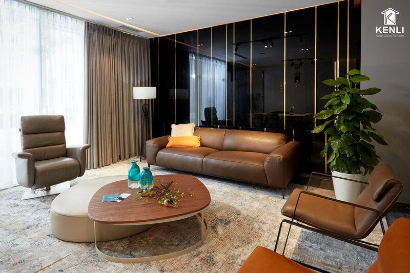 Kích thước sofa cho phòng khách nhỏ