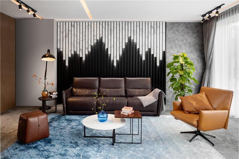 Sofa nhập khẩu Chateau d'Ax – Hàng hiệu đắt mà không đắt