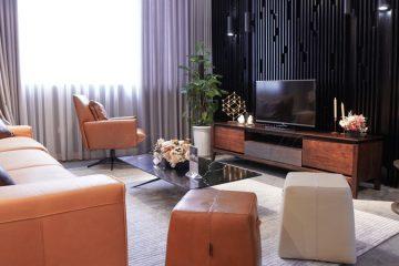 4 lưu ý khi chọn kệ tivi cho phòng khách nhỏ