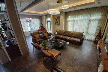 Sofa Softy tại không gian thực tế nhà khách