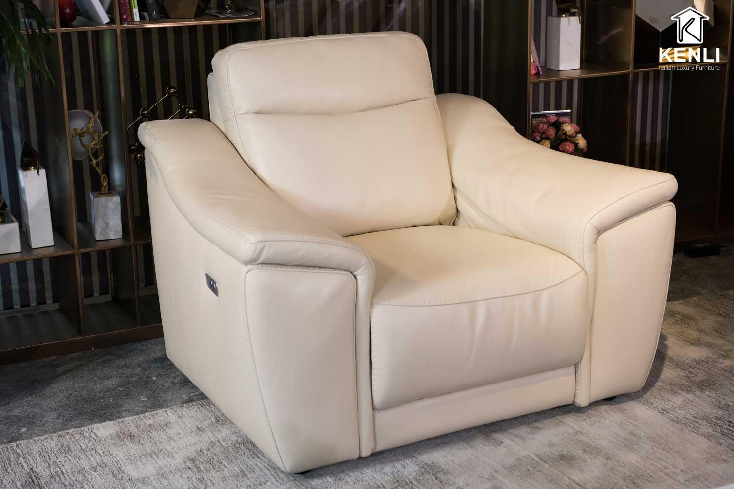 Ghế sofa đơn cho phòng ngủ