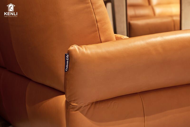 Sofa nhập khẩu từ Chateau d'Ax tinh xảo đến từng chi tiết