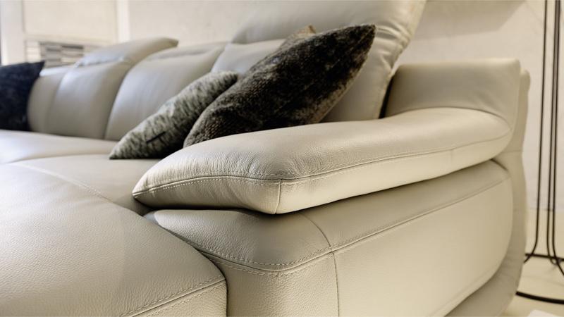 sofa da đẹp INDIANAPOLIS