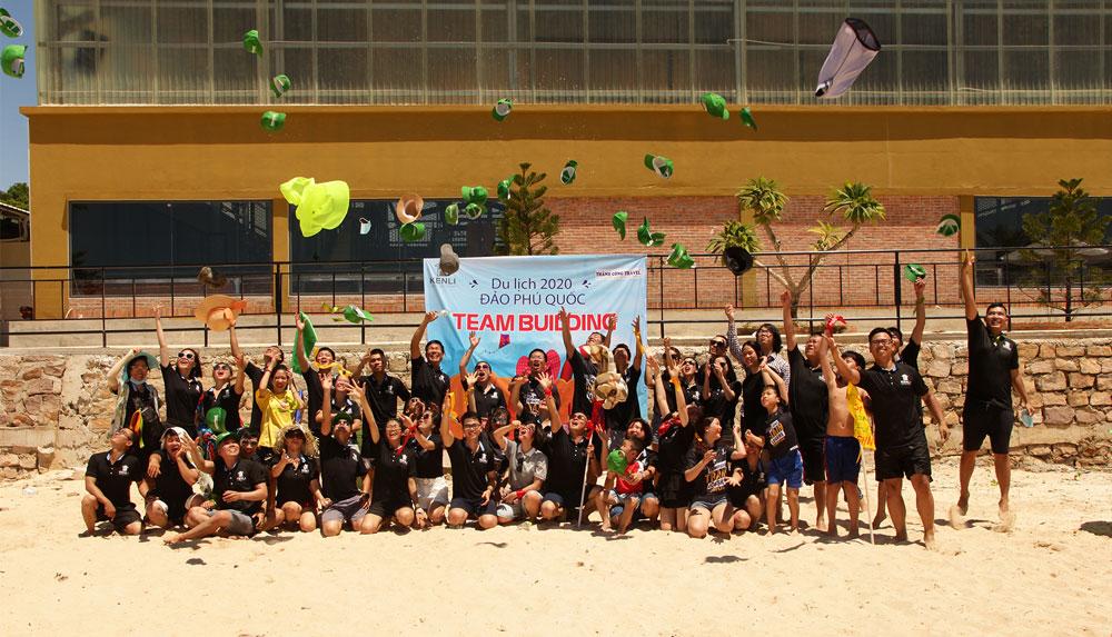 Kenli ngập tràn niềm vui trong chuyến du lịch hè Phú Quốc 2020