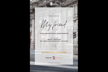 Thư mời tham dự Triển lãm Quốc tế Vietbuild HCM T10/2020