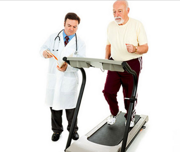 Máy tập thể dục dành cho người già