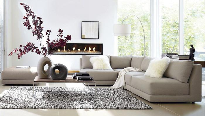 Sofa mang vẻ đẹp hiện đại và vô cùng sang trọng