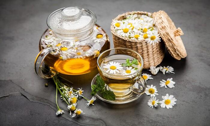 1 tách trà hoa sẽ khiến cơ thể bạn thấy nhẹ nhàng ngay lập tức