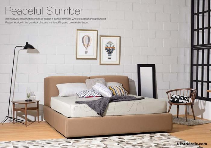 Mỗi loại giường ngủ được làm với kích thước khác nhau