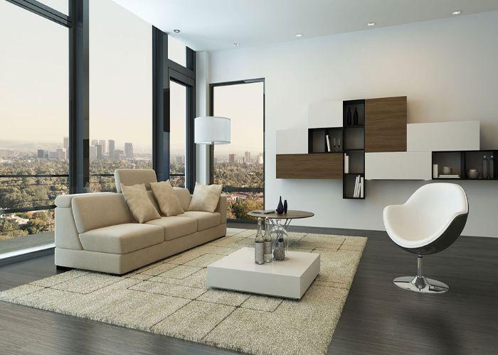 10 Mẫu Sofa Phong Cách Hi-Tech Đặc Trưng Khác Biệt