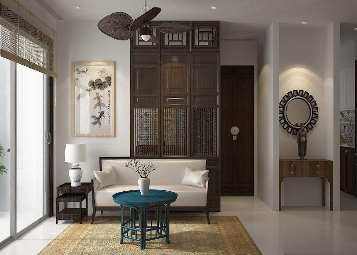 10 Mẫu Sofa Phong Cách Indochina Đong Đầy Bản Sắc