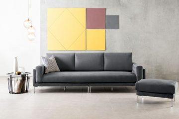 10 Mẫu Sofa Phong Cách Hiện Đại Bừng Sáng Không Gian