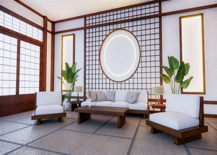 10 Mẫu Sofa Phong Cách Nhật Tỉ Mỉ Và Nhẹ Nhàng
