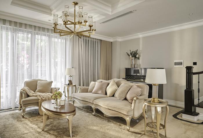 Sofa đặc biệt phù hợp với nhiều không gian khác nhau