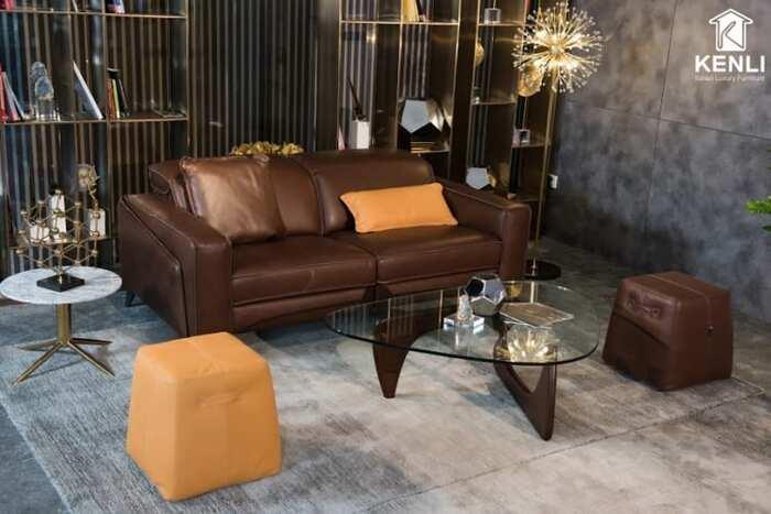 10 mẫu ghế sofa cho không gian nhỏ hẹp
