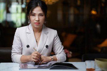 Hành trình nữ CEO đưa công ty từ con số 0 thành doanh nghiệp triệu USD